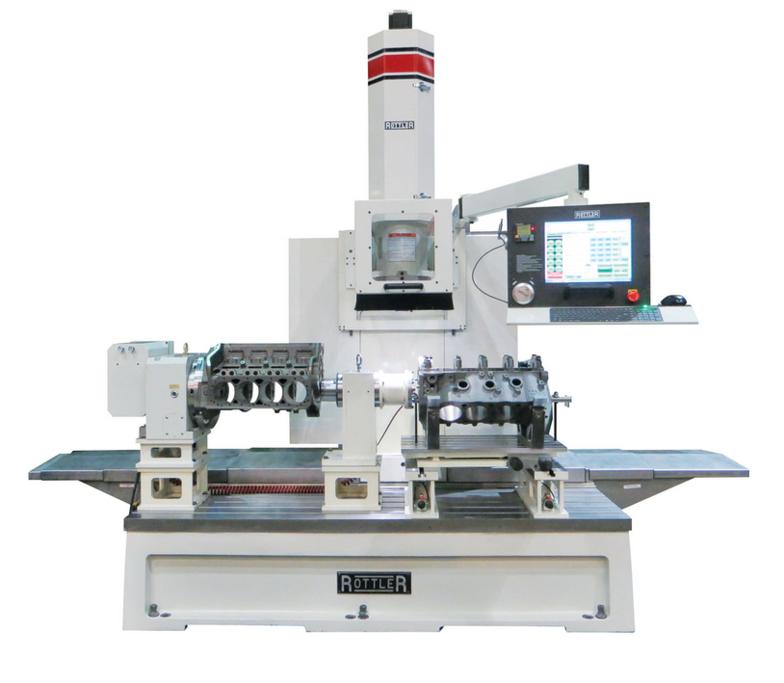 Rottler F79A CNC Multi Purpose Engine Block Machine