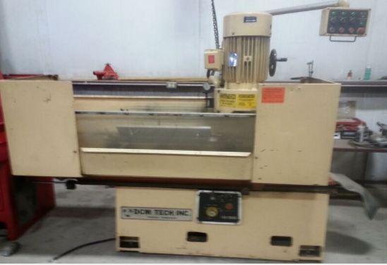 Used CBN Cylinder Head and Block Surface Grinder