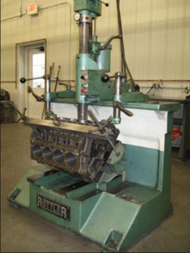 Used Rottler Boring Machines F2B F2V F4B F4V F8
